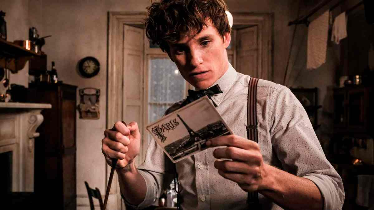 Les Crimes de Grindelwald : la désolation de Gellert
